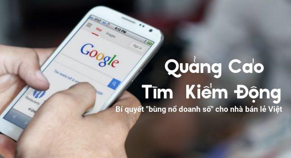 Quảng cáo google dong