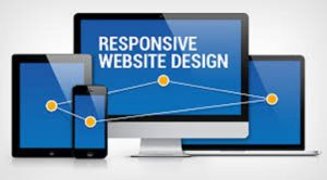 Responsive website disign