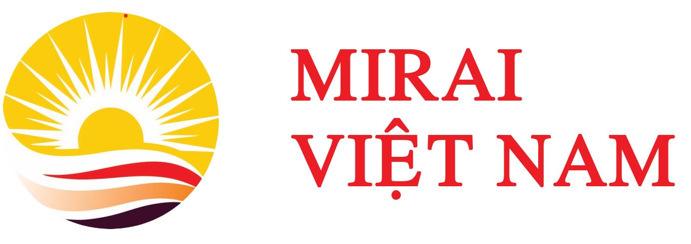 Thiết kế website cho Mirai Việt Nam
